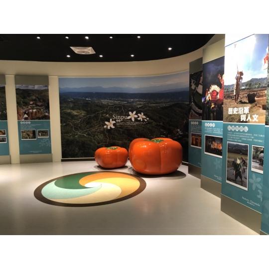 新埔遊客中心-文化導覽館